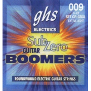 GHS Strings SUB-ZERO BOOMERS CR-GBXL