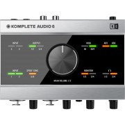 Aудиоинтерфейс Native Instruments Komplete Audio 6