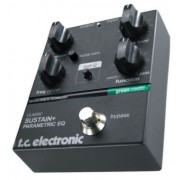 Педаль эффектов TC Electronic Classic Sustainer+Parametric EQ