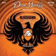 Струны Dean Markley 8012 BLACKHAWK ACOUSTIC PHOS ML (012-053)