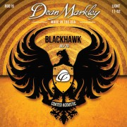 Струны Dean Markley 8019 BLACKHAWK ACOUSTIC 80/20 BRONZE LT (011-052)
