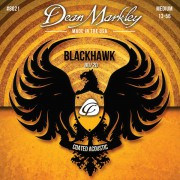 Струны Dean Markley 8021 BLACKHAWK ACOUSTIC 80/20 BRONZE MED (013-056)