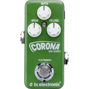Педаль эффектов TC Electronic Corona Mini Chorus