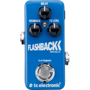 Педаль эффектов TC Electronic Flashback Mini Delay