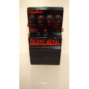 Педаль эффектов Digitech Death Metal