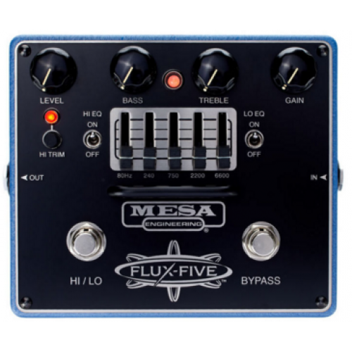 Педаль эффектов Mesa Boogie FLUX FIVE