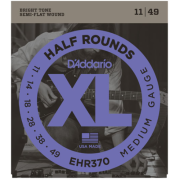 D`Addario EHR370 XL Half Rounds Medium 11-49