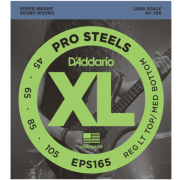 D`Addario EPS165 XL Pro Steels Reg Light Top / Med Bottom 45-105