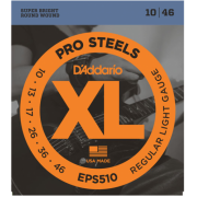 D`Addario EPS510 XL Pro Steels Regular Light 10-46