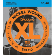 D`Addario EXL110 XL Regular Light (10-46)