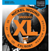 D`Addario EXL160BT XL Balanced Tension Bass Medium 50-120