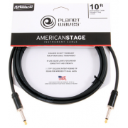 Кабель Planet Waves PW-AMSG-10 American Stage 10ft