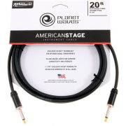 Кабель Planet Waves PW-AMSG-20 American Stage 20ft