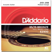 D`Addario EZ930 Bronze Medium 13-56