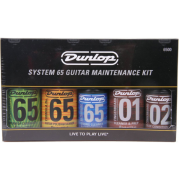 Средство по уходу Dunlop 6500 SYSTEM 65 GUITAR MAINTENANCE KIT