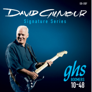 GHS Strings DAVID GILMOUR BLUE SIGNATURE