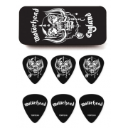 Медиаторы Dunlop MHPT01 Motörhead Warpig Pick Tin .88mm