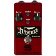Педаль эффектов Seymour Duncan DIRTY DEED DISTORTION PEDAL