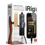 Аудиоинтерфейс IK Multimedia IRIG HD