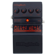 Педаль эффектов Digitech DDM DEATH METAL