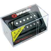 Звукосниматель Dimarzio DP261FBK PAF MASTER BRIDGE F-Spaced (Black)