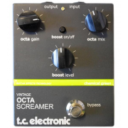 Педаль эффектов TC Electronic Vintage Octa Screamer