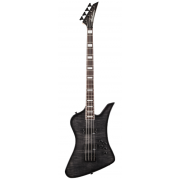 Бас гитара Jackson JS3 KELLY BIRD IV BASS RW TRANS BLACK