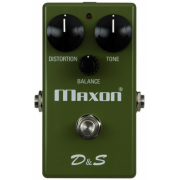 Педаль эффектов Maxon D&S Distortion&Sustainer