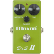 Педаль эффектов Maxon D&SII Distortion&Sustainer II