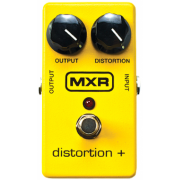 Педаль эффектов Dunlop M104 MXR Distortion+