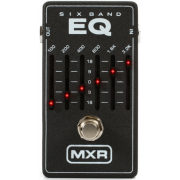 Педаль эффектов Dunlop M109 MXR 6-Band Graphic EQ