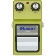 Педаль эффектов Maxon OSD9 Overdrive Soft Distortion