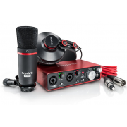 Звуковая карта Focusrite SCARLETT 2I2 STUDIO NEW